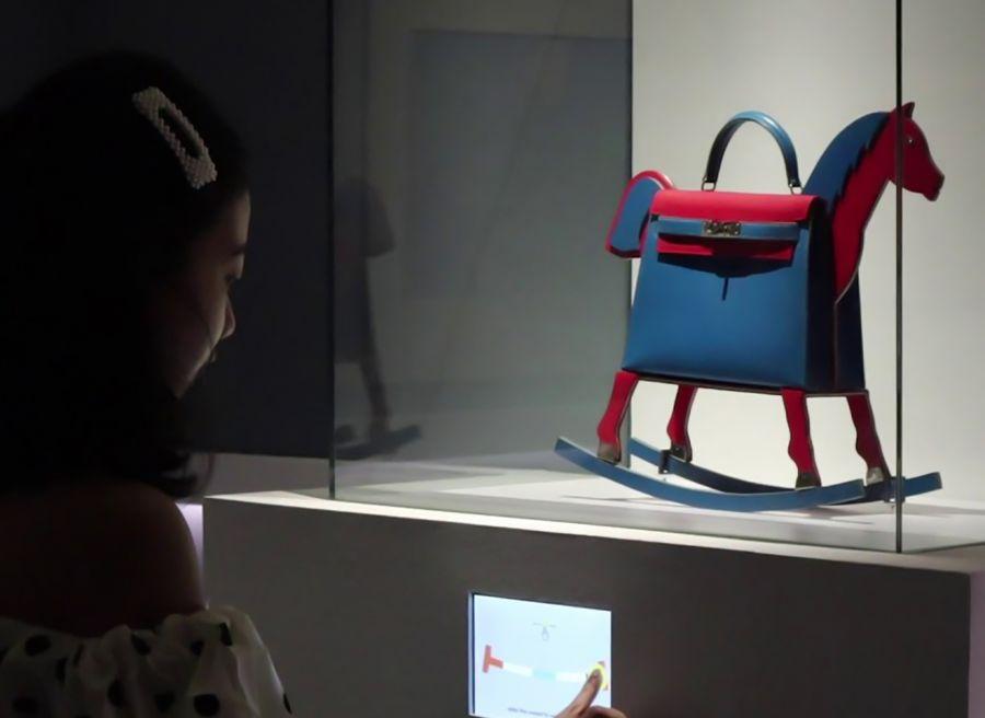 Hermès Héritage III - In Motion
